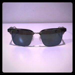 Oliver People's Sunglasses Ajax Men's Graphite